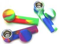 Vendedor de los EEUU - envío libre - tubo de silicón de 3.5 pulgadas con la tapa
