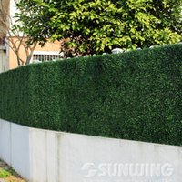 artificial boxwood panel - arden decorations for kids Artificial Boxwood panels x cm Decorative Artificial Plants Plastic Boxwood Hedges Mats Garden Ornamen