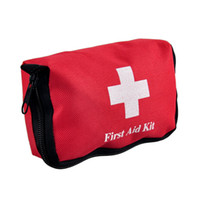 Wholesale First Aid Kit For Outdoor Travel Sports Emergency Survival Indoor Or Car Treatment Pack Bag high quality