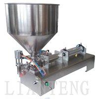 Wholesale Hot Selling horizontal pneumatic paste cream liquid filling machine automatic liquid filling machine