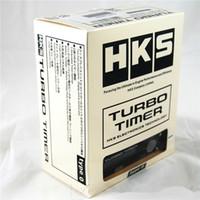 Wholesale New Arrived HKS Universal Digital Auto Car Turbo Timer Black Control LED Type Fast Shipping