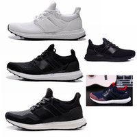 Wholesale New Men Women Ultra Boosts Futureecraft Casual Racer Shoes Breathable Mesh Trainers Running Shoes EUR SIZE