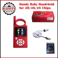 baby toyota - Original JMD HANDY BABY V8 CBAY V7 Auto Key Programmer for D ID46 ID48 Chip Car Key Copy Clone Machine