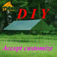 Wholesale Accept customize high quality tarp tent multifunctional sun shelter mm waterproof index