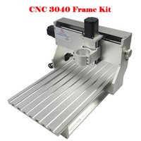Wholesale 3040 CNC engraving machine frame with stepper motor cnc router Machine frame kit