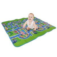 Wholesale Children puzzle play mat baby for kids room carpet rug blanket learning educational toys hobbies for boys girls christmas gift