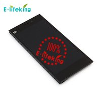 Xiaomi 4 M3 Mi3 Ecran Lcd Ecran Lcd d'origine + remplacement de l'assemblage du panneau tactile Pour Xiaomi Mi4 Téléphone intelligent En stock + Livraison gratuite