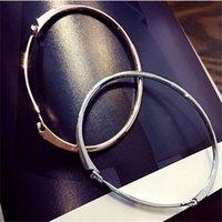 Wholesale Believe in Yourself Bangle Bracelet Women Lady Novelty Fashion Party Wedding Statement Jewelry Bracelets Valentine Gift