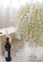 Wedding Flower Decorative Flowers & Wreaths,Flower 10PCS Wisteria Pudding Vine Rattan Artificial Flowers Silk Flower Wedding Arch Square Wall Hanging Basket Can Be Extension