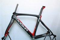 Wholesale Carbon Road Frame F10 carbon fiber bicycle frameset T1000 carbon bike frames bsa bb30 cadre carbone more color
