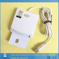Wholesale Programmer Contact EMV SIM eID Smart Chip Card Reader Writer N99 For ISO7816 Standard Cards J2A040 K Java Cards Initialize