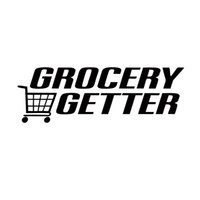 art drivers - For Grocery Getter Driver Slow Fresh Jdm Funny Car Styling Window Art Sticker Vinyl Decal Accessories Decor