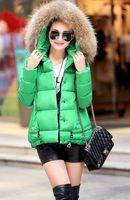 Wholesale Jacket Female Coat Chaquetas Women Fur Elegent Abrigos Winter Bomber Mujer Blouson Femme Jacket