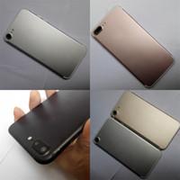 Wholesale FREE DHL Goophone i7 plus Really MTK6753 bit octa core G LTE fingerprint GB Ram GB ROM FHD MP MP Cell Phones PK S7 edg