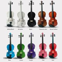 Wholesale THE WOODEN VIOLIN COLORS