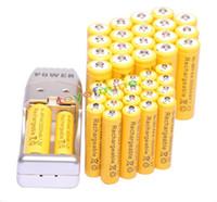 aa solar rechargeable batteries - solar panel X AA AAA mAh mAh Rechargeable Battery V Yellow USB Charger Solar Panel