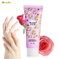 Wholesale The Newest Arrival Three Colors To Choose g Hand Cream Lotions Hydrating Moist The Chamfer Hand Cream For Hand Care