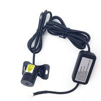 Wholesale Auto Car Laser Fog Light Rear Anti Collision Taillight Warning Signal Lamp M00096 VPRD