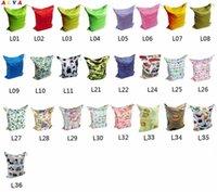 alva diapers - U PICK pc NEW ALVA Two pockets Waterproof Reusable Diaper Wet Bag