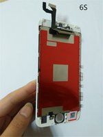 Wholesale A Top Quality LCD Display For iphone s Touch Screen Digitizer Full Set Assembly White Black Color