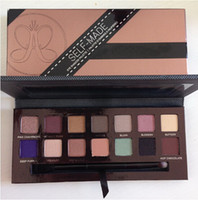 Wholesale AAA quality HOT New Arrivals makeup self made color eyeshadow palette