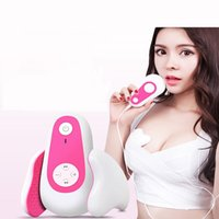 Wholesale Electric Chest Enlargement Enlarger Breast Massager with Vibrators Device for Personal Health Care Anti Hyperplasia Sagging