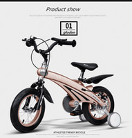Wholesale 2016 new fashion cool inches children outdoor play wheel magnesium alloy frame sports kids bike