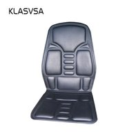 vibrating car seat cushions - Heated Back Massage Seat Topper Car Home Office Seat Massager Heat Vibrate Cushion Back Neck Massage Chair Massage Relaxation