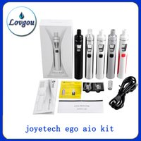 anti cloning - clone Joyetech eGo AIO Kit With ml Capacity mAh Battery Anti leaking Structure and Childproof Lock All in one style Device