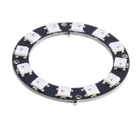 Wholesale pc Bit RGB LED Ring WS2812 Round Decoration Bulb Perfect For Arduino