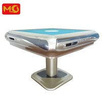 Wholesale Mingge classical foldable full automatic mahjong table for