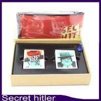 Wholesale SECRET HITLER Games previously elected NEW president chancellor Card Kickstarter Edition Board Game Party cards DHL free