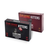 Wholesale BBB Fun NSFW Exploding Kittens A Card Game About Kittens and Explosions and Sometimes Goats