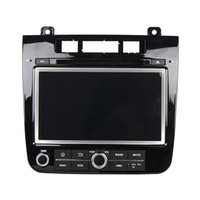 Wholesale 2016 new Andriod Car DVD player for VW TOUAREG with Steering Wheel Control Dua Zone Radio