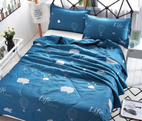 Wholesale 2017 Summer Quilt Quilting Home Textiles Suitable for Kids Adult Blanket Comforter