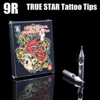 Wholesale Recommend Premium Tattoo Tips Nozzle R TRUE STAR L Stainless Steel Tattoo Tip Round Size R For Tattoo Supplies
