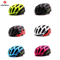 Wholesale Brand New Men Women Casco Mtb Capacete Ciclismo Cycling Helmet Road Mountain In mold Bicycle Ultralight Bike With Led Warning Light