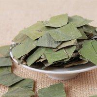 Wholesale Lotus Leaf Tea Slimming Refreshing Fragrance Scented Health Beauty Herbal Loose Clear Fire Tea Gram Bag