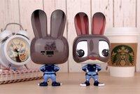 battery rabbit - Rabbit Power Bank Cartoons Judy Portable Charger Gift Ah External Battery Power Bank for iPhone s Samsung S6