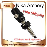 archery brands - 1Pcs Black Color Brand Archery Cushion Plunger Arrow Rest Recurve Bow Takedown Hunter Hunting Shoot Indoor Outdoor Free Shippping