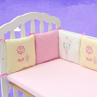 Wholesale Baby Bedding Sets cotton cm pc design free combination crib bumper pad