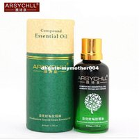 Wholesale 50ML Arsychll Stretch Mark Remover Essential Oil Powerful Scar Removal Anti Aging Cream Creams for Wrinkles Skin Care Products