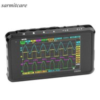 Wholesale D155 Cheapest with Free Gift Mini Handheld quot LCD Touch Screen DSO Digital Storage Oscilloscope MHz MSa s