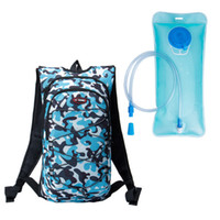 Unisex baseball trips - Good Storage Water Resistant Hydration Pack with L Backpack Water Bladder Fits All Men Women Great for Hiking Bike Trip Climbing out12