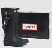 Wholesale 2016 New Arrival Hunter Boots Waterproof hunter wellies over knee rain boots hunter Muti color rain boots women Hot Sale