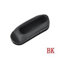 black,DE ak rubber - Element AK Recoil Pad Butt Shockproof Rubber For Airsoft Gun Accessories black DE OT0401