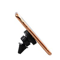 Wholesale Air Vent Magnetic Car Mount Phone Holder with Degree Swivel For All iphone Andriod Cellphones