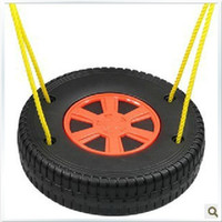 Wholesale Children swing to increase tire models lanyard extension indoor and outdoor playground toys