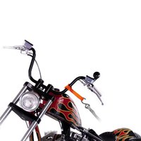 Wholesale OSTH Pack Orange Heavy Duty Soft Loops Tie Down Extension Straps Motorcycle M00143