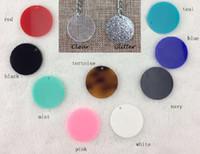achat en gros de chaînes personnalisées-Porte-clés en acrylique personnalisé Prêt pour monogramme en vinyle